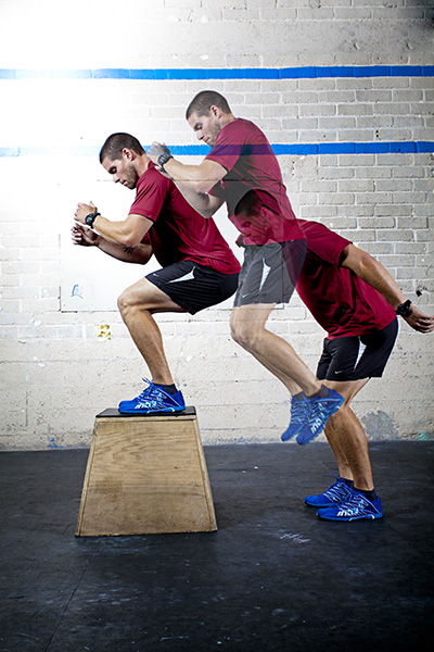 Improve Your Vertical With This One Week Jump Training